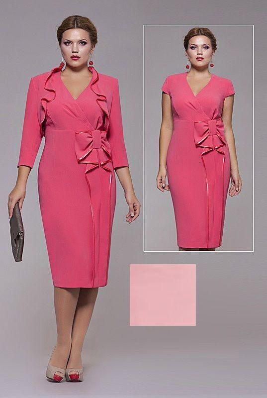 Фасоны нарядных платьев для полных женщин 50 лет