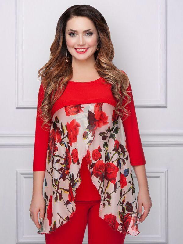 Купить недорого женскую одежду больших размеров в россии недорого