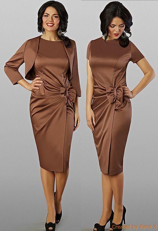 Фото женских нарядных платьев