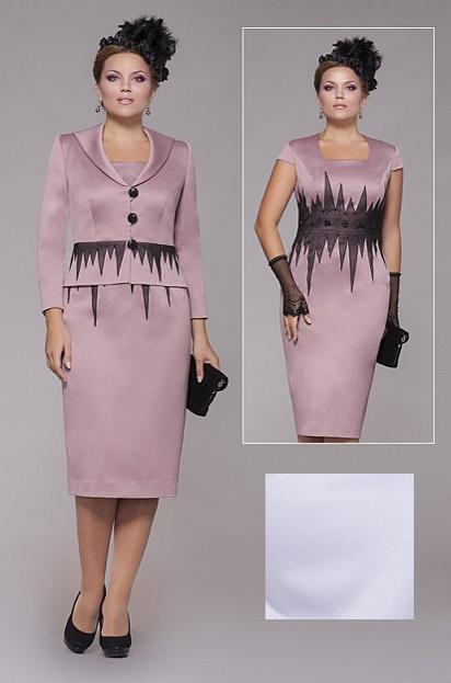 Нарядное платье для женщины своими руками