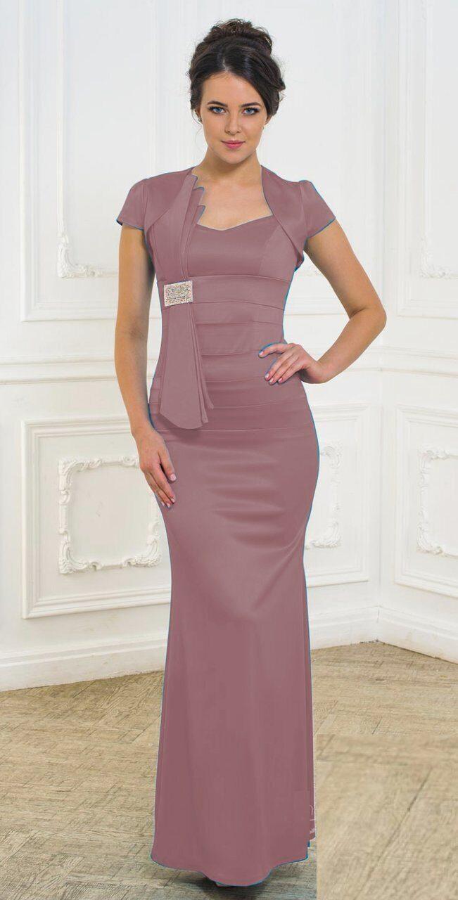 Нежно-розовый цвет платье