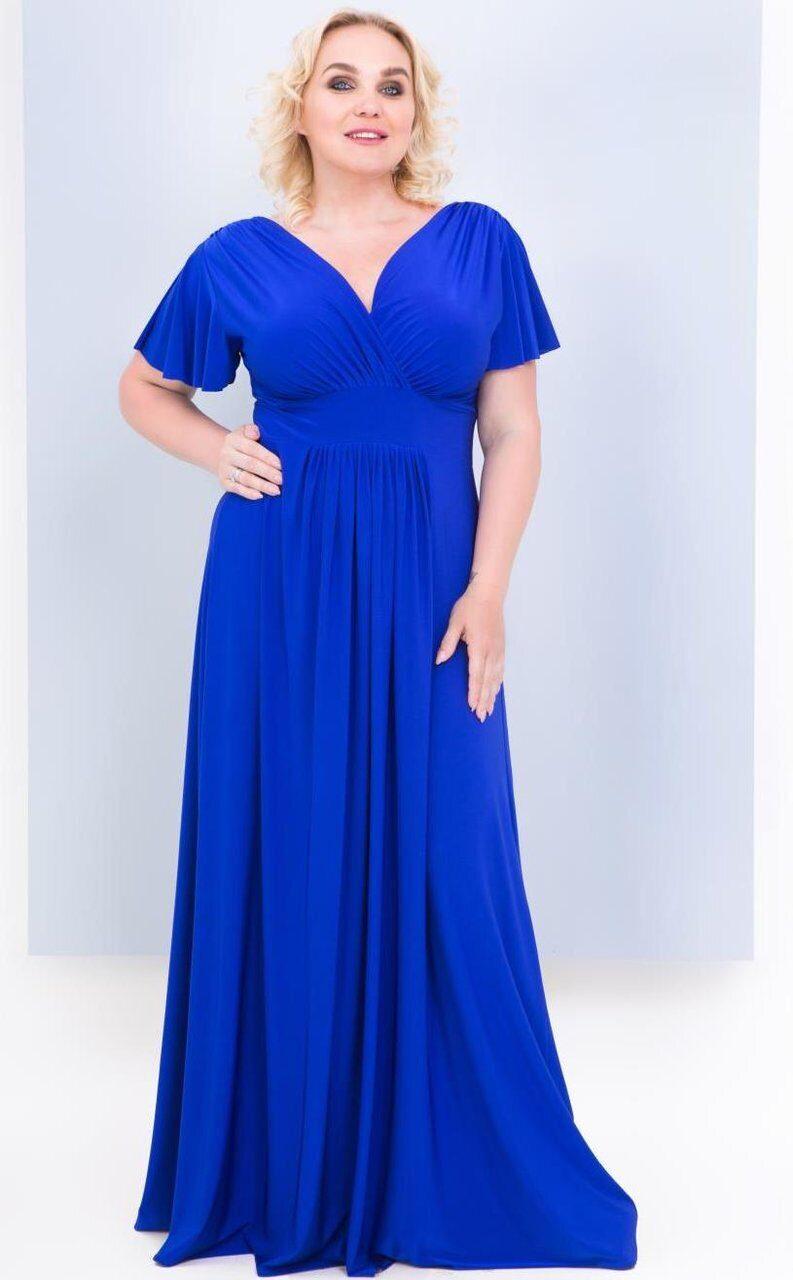 c31fce2b623f Праздничные платья больших размеров - купить в СПб недорого