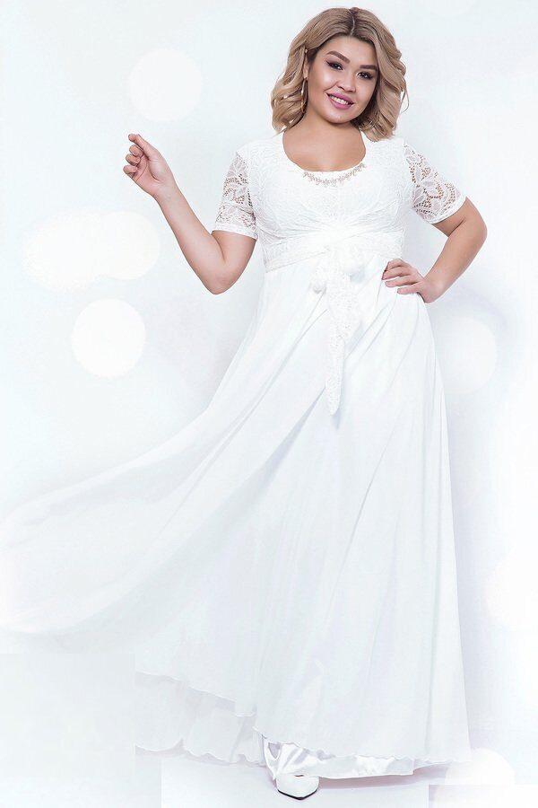 ef1a1f2cdcf Платья больших размеров - купить в СПб недорого