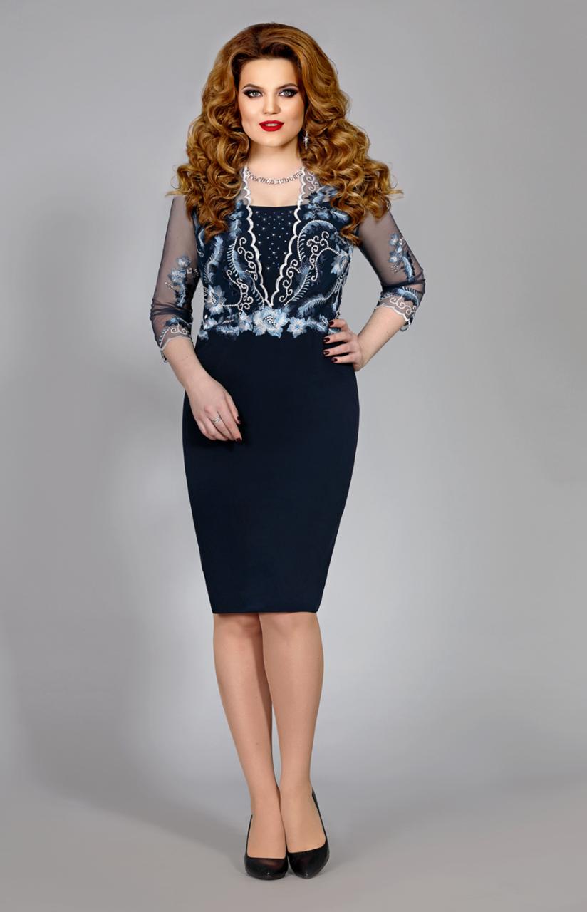 1418d03170f Деловые платья и костюмы больших размеров - купить в СПб недорого